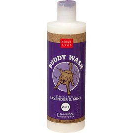Cloud Star Cloud Star Buddy Wash Lavender & Mint 2-In-1 Shampoo & Conditioner 16-oz Bottle