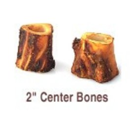 "Jones Jones 2"" Center Cut Smoked Bones Dog Chew"