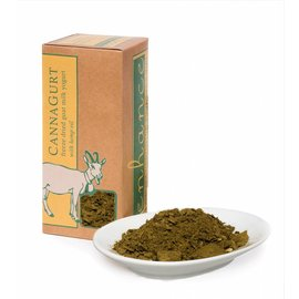 Steve's Real FOod Steve's Real Food Cannagurt Freeze Dried Goat's Milk with Hemp Refill Container