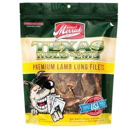 Merrick Pet Foods Merrick Texas Hold 'Ems Lamb Lung Filets Grain-Free Dog Treats 8-Oz Bag