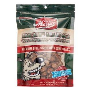 Merrick Pet Foods Merrick Texas Hold 'Ems Beef Lung Training Grain-Free Dog Treats 5-Oz Bag