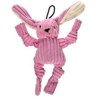 Huggle Hounds HuggleHounds Woodland Bunny Knottie Dog Toy Medium