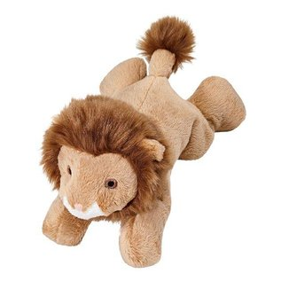 Fluff & Tuff Inc. Fluff & Tuff Leo the Lion 7' Dog Toy