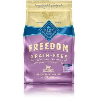 Blue Buffalo Blue Buffalo  Freedom Grain-Free Indoor Chicken Dry Cat Food 5-Lb Bag