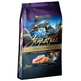 Zignature Zignature Catfish Limited Ingredient Dry Dog Food