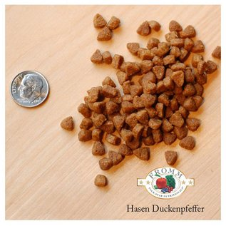 Fromm Pet Foods Fromm Four Star Hasen Duckenpfeffer Grain-Free Dry Cat Food, 5-lb Bag