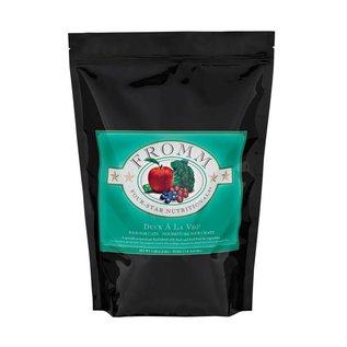 Fromm Pet Foods Fromm Four-Star Duck A La Veg Dry Cat Food, 5-lb Bag