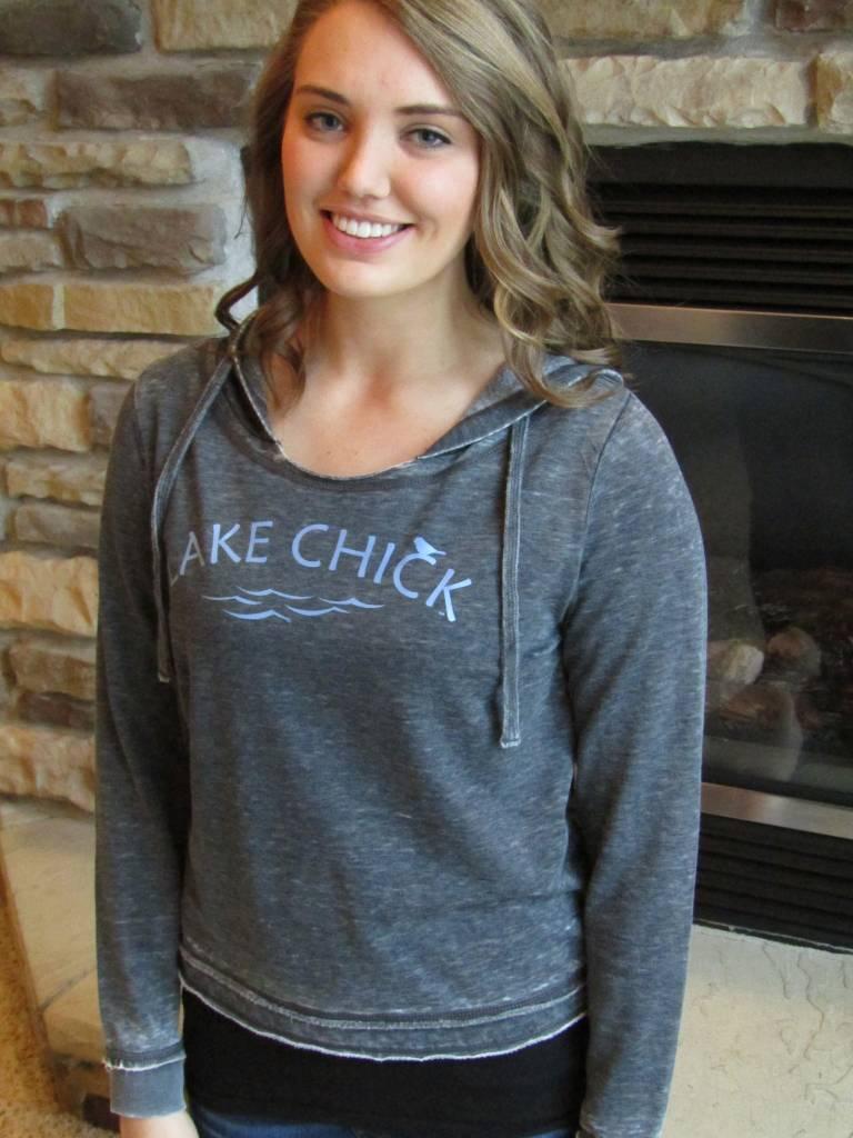 Lake Chick Wholesale HSW6686 Wave Chick Fashion Hood
