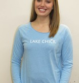 Lake Chick Wholesale LS6676 Lake Chick LongSleeve HiLo
