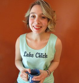 Lake Chick Wholesale TNK2003 Script Chick Women's Tank