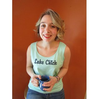 Lake Chick Wholesale TNK2003 Script Chick Women's Tank