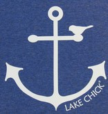 Lake Chick Wholesale TSH2004 Anchor Chick Women's T-Shirt