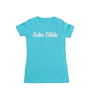 Lake Chick Wholesale YTS2003 Script Chick Youth T-shirt