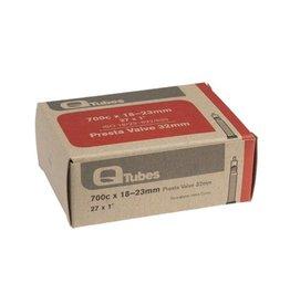 Q-Tubes Q-Tube 700x23-25mm PV 80mm Valve