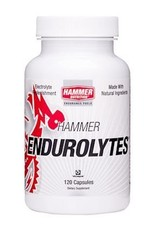 Hammer Nutrition Endurolytes: Bottle of 120 Capsules
