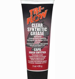 Tri-Flow Tri-flow Synthetic Grease with Teflon, 3oz