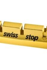 SwissStop Swiss Stop Race Pro Yellow King  Campagnolo (4 Pads)