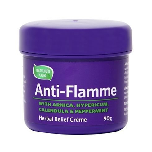 Natures Kiss Anti Flamme Rub