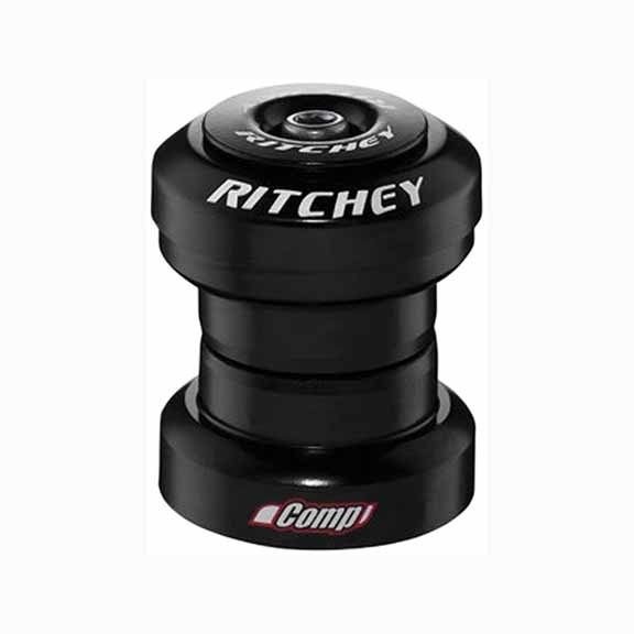 Ritchey Ritchey Headset Logic Comp 1-1/8 Threadless Black
