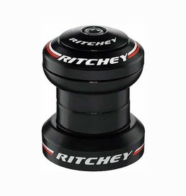 "Ritchey Ritchey Headset Logic Pro 1-1/8""  Threadless Black"