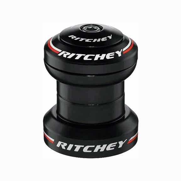 "Ritchey Ritchey Headset Logic Pro 1-1/8""  Threadless Black"