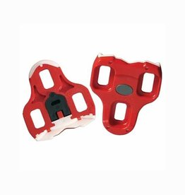 LOOK Keo Bi-Material Cleats Red