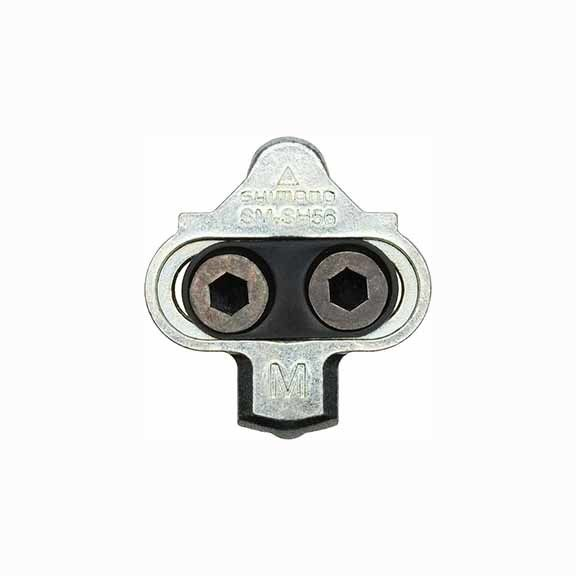Shimano Shimano SH56 SPD Cleats without Cleat Nut, Multi-Release