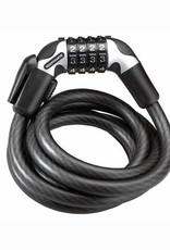 Kryptonite Flex Combo Cable 6' x 12mm