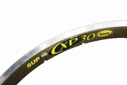 Mavic CXP30 Rim 700c 32h Tubular Gold