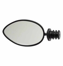 CycleAware Wingman Bar-end Mirror: Black