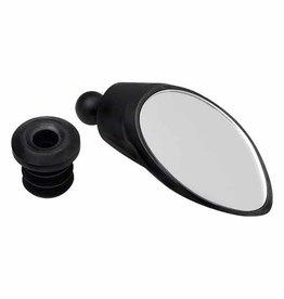 CycleAware CycleAware Roadie Removable Bar-end Mirror: Black