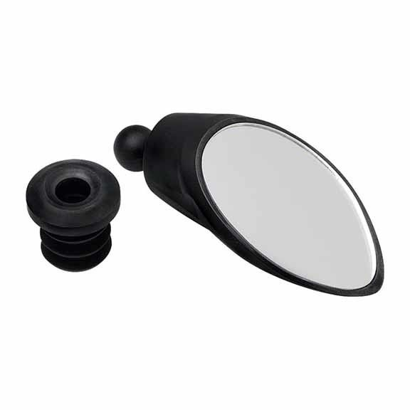 CycleAware CycleAware Roadie Removable Bar-end Mirror: Black