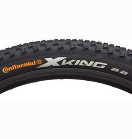 Continental Continental X-King 29 x 2.4 Fold ProTection + Black Chili