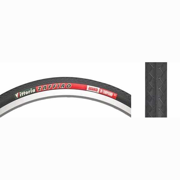 Vittoria Zaffiro Wire Bead 700x25 Black
