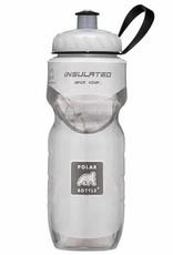 Polar Bottles Polar Insulated 20oz Water Bottle White