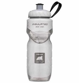 Polar Bottles Polar Insulated 20oz Water Bottle White