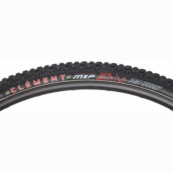 Clement Clement MXP Clincher Tire 700x33mm Black