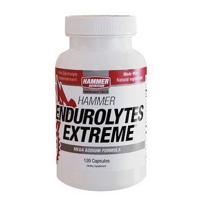 Hammer Nutrition Endurolytes Extreme Bootle/120