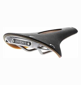Brooks Brooks C17 Camdium Carved Black