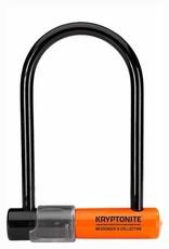 Kryptonite Mini Messinger U-Lock: Black