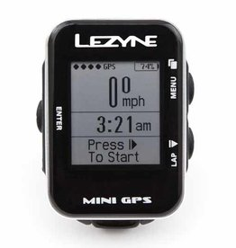 Lezyne Mini GPS Cycling Computer