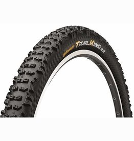 Continental Trail King Tire 26x2.2 ProTection with Folding Bead and Black Chili Rubber
