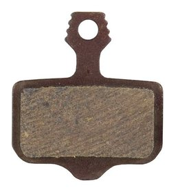 Avid Elixir XO XX  Disc Brake Pads Organic, Steel Back