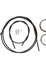 Shimano Shimano Dura-Ace Polymer-Coated Brake Cable Set, Black