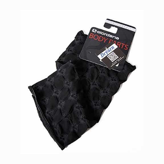 Giordana Giordana Neck Gaiter Knitted Polyro Black
