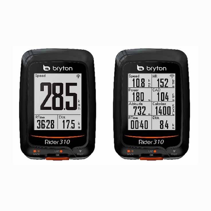 Bryton Bryton GPS Rider 310E Cycling Computer