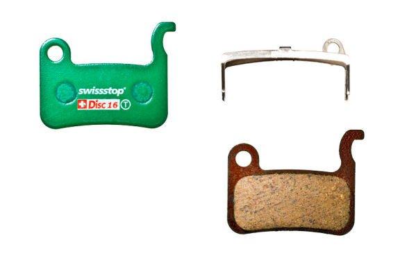 SwissStop SwissStop Disc 16 Pads - Shimano XTR/XT
