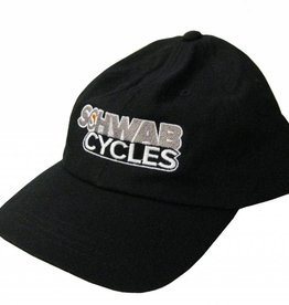Lands End Lands End Schwab Cycles Ball Cap Black