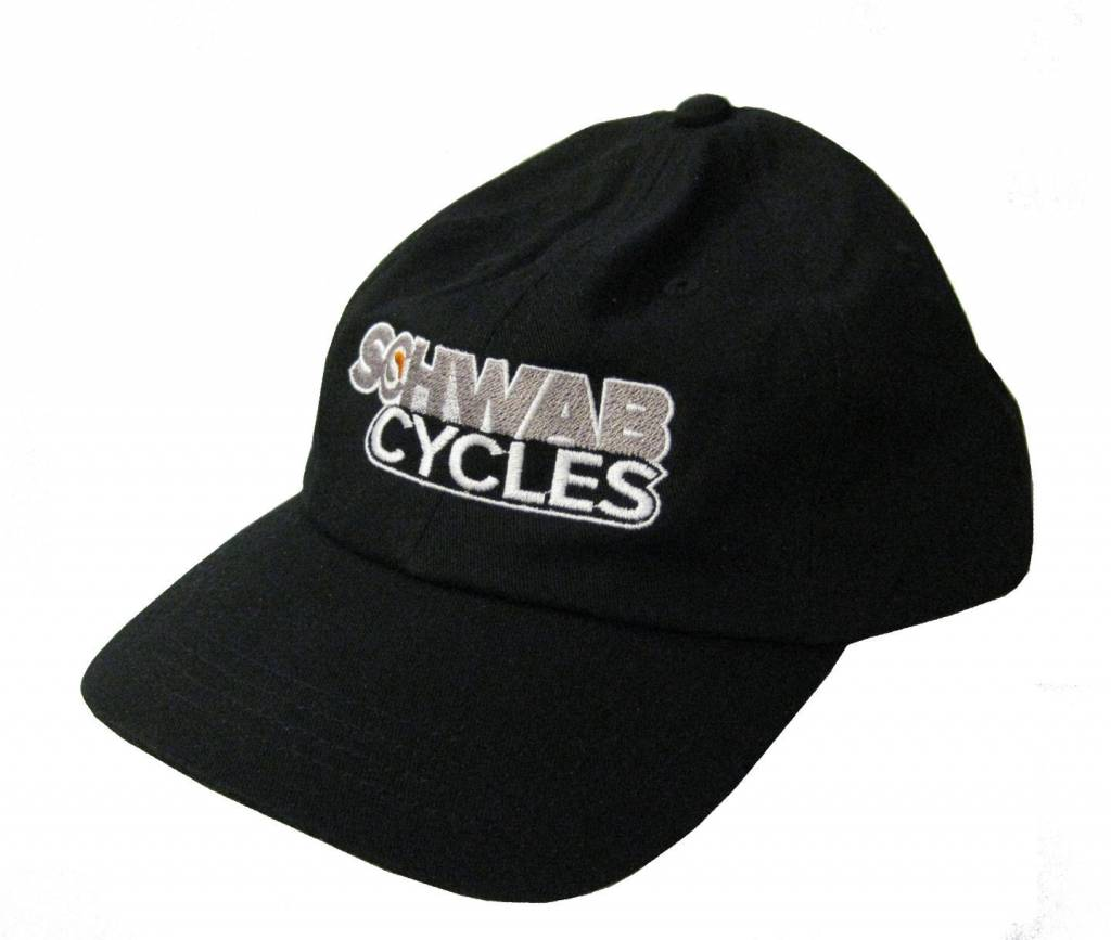 Lands End Schwab Cycles Ball Cap Black