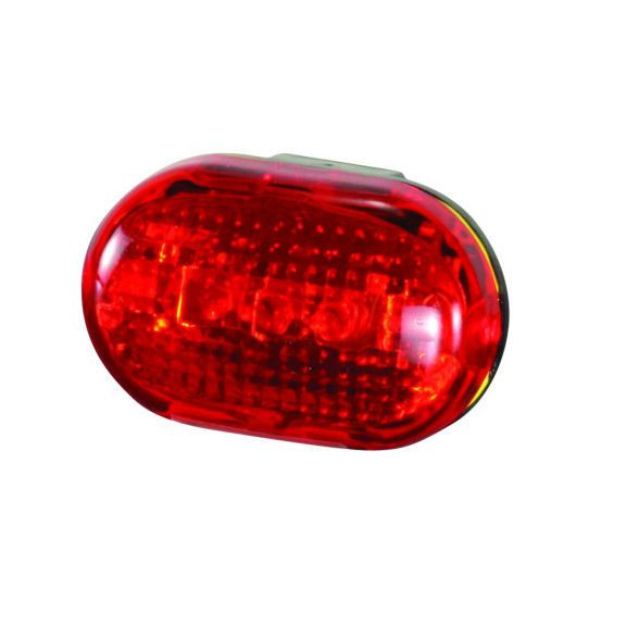 Serfas Serfas 3 LED Rear Flasher Light TL-415